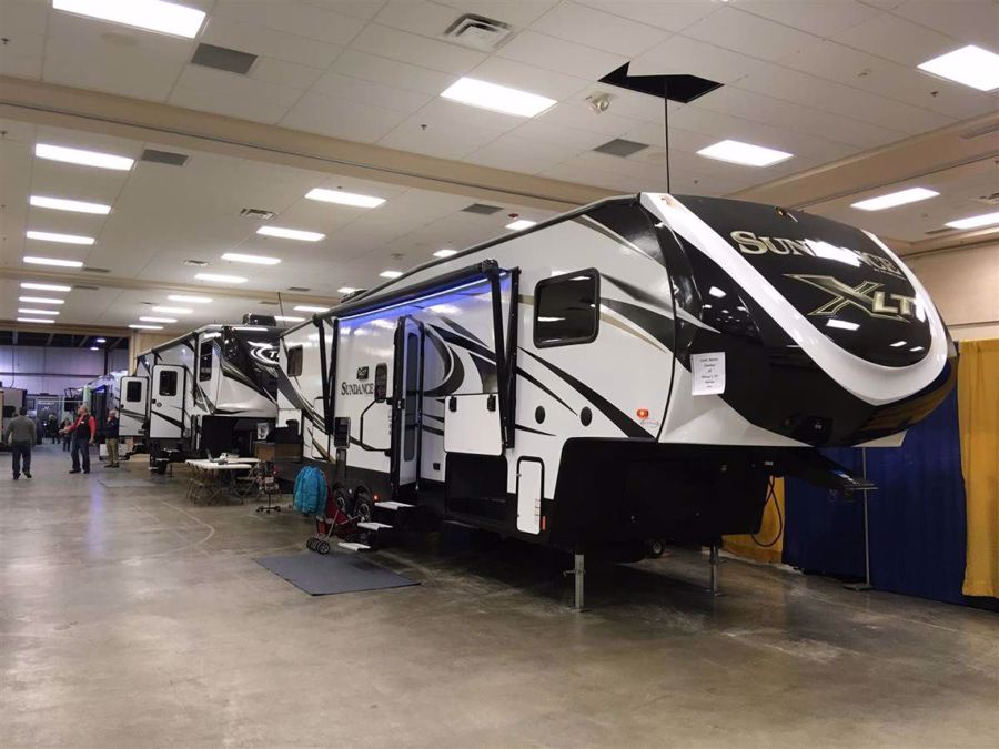 The  KX Sport Show in Minot: March 13th, 14th, & 15th