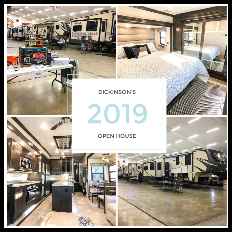 Dickinson's 2019 Open House: May 3rd, 4th, & 5th