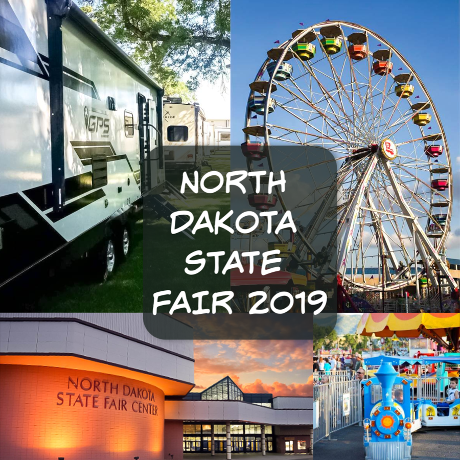 North Dakota State Fair: July 19th-27th, 2019