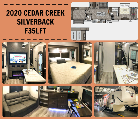 Just out - A brand new design from Cedar Creek Silverback!